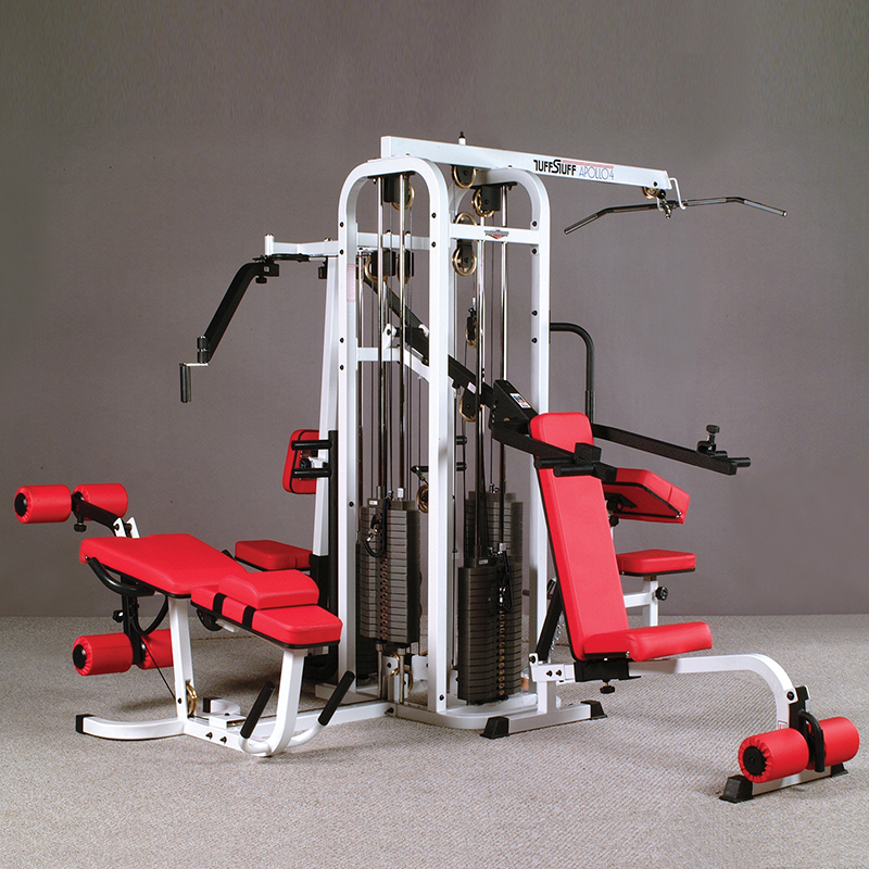 TuffStuff Apollo 4 Multi Gym in 1994