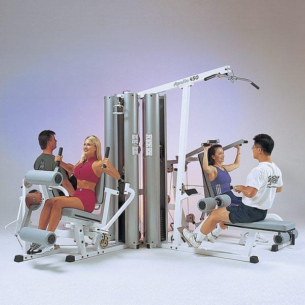 TuffStuff Apollo 450 Multi-Gym in 1999