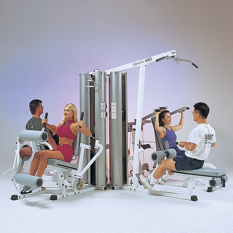 TuffStuff Apollo 450 Multi-Gym in 1999