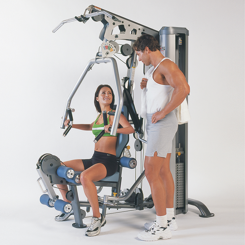 TuffStuff AXT-5D Home Gym 2007