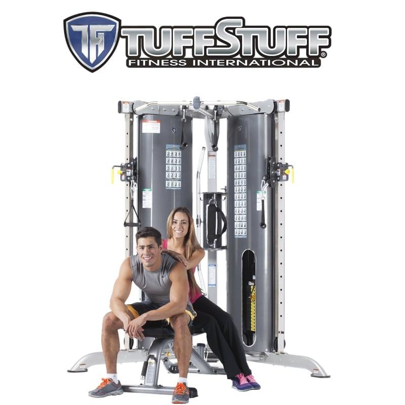 TuffStuff Fitness International Inc. Rebrand
