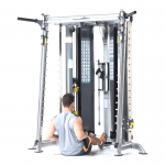 Evolution (CXT-225) with Smith Press - Cable Low Row