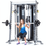 Evolution (CXT-225) with Smith Press - Squat