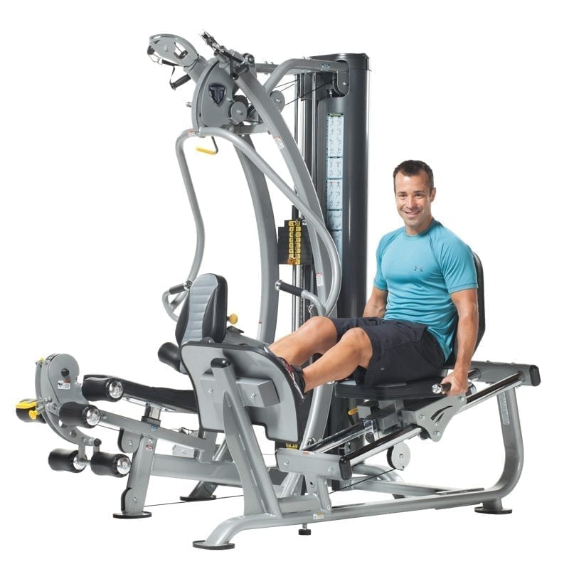 TuffStuff SXT-550 Hybrid Home Gym with Optional Leg Press