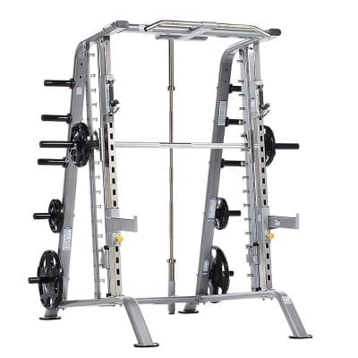 TuffStuff Smith Machine - Half Cage Combo CSM-600