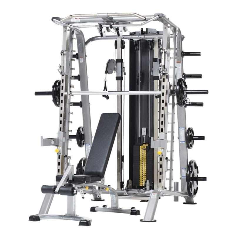 Hoist Multi Gym Mi7 Smith Ensemble: Tuff Stuff Fitness Equipment Parts