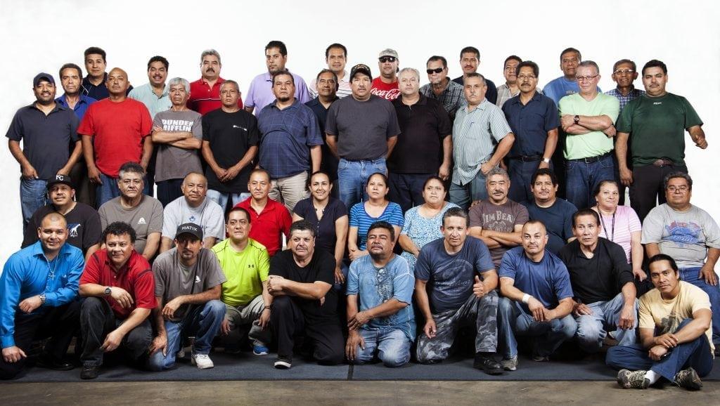 TuffStuff Factory - Manufacturing Team