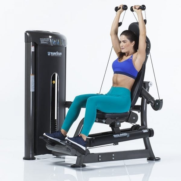 Bio-Arc Shoulder Press (BA-702)