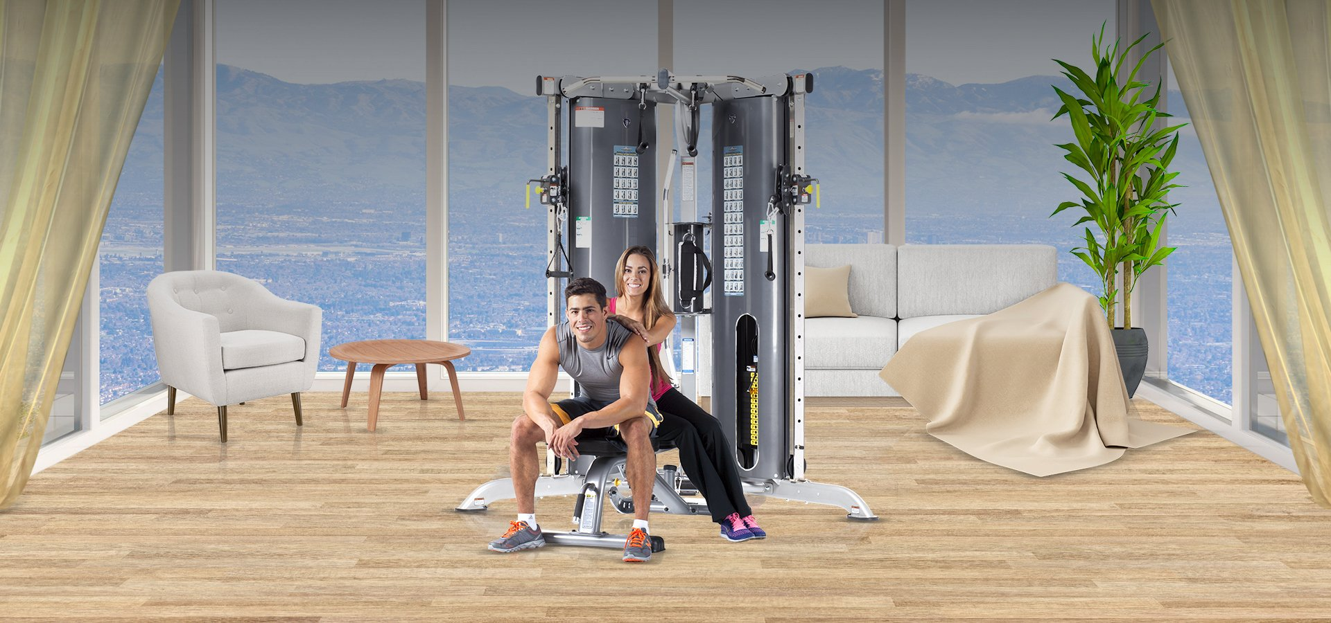 Residential Fitness Equipment by TuffStuff