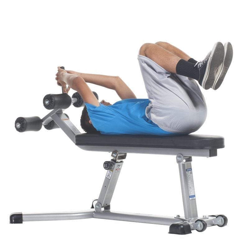TuffStuff Youth Fitness Adjustable Ab Bench (KDS-CAB-335)