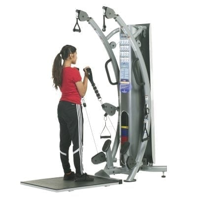 Youth Fitness Compact Platform Trainer (KDS-SPT6P)