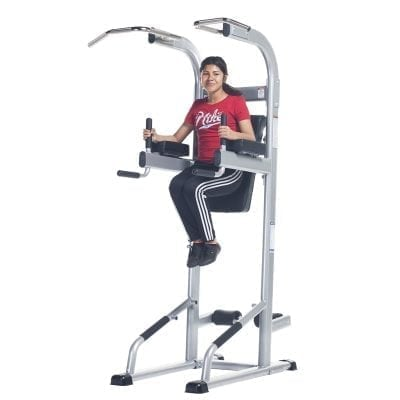 Youth Fitness Chin / Dip / VKR / Ab Crunch / Push Up Stand