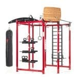 CT-6000 Fitness Trainer with Heavy Bag