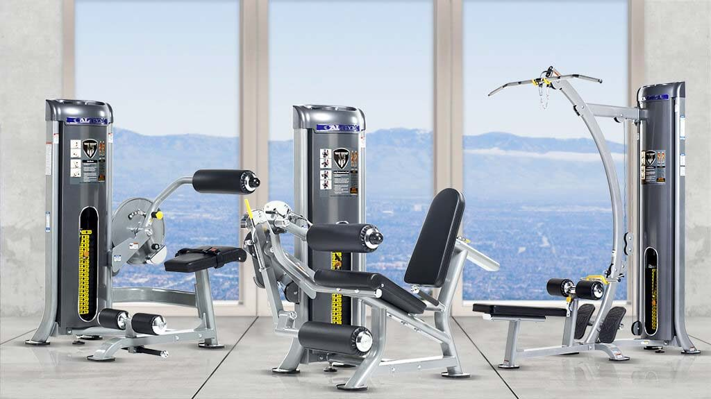 CalGym Strength Equipment Series by TuffStuff Fitness