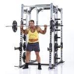 PRO-XL Super Rack (PXLS-7950) Squat