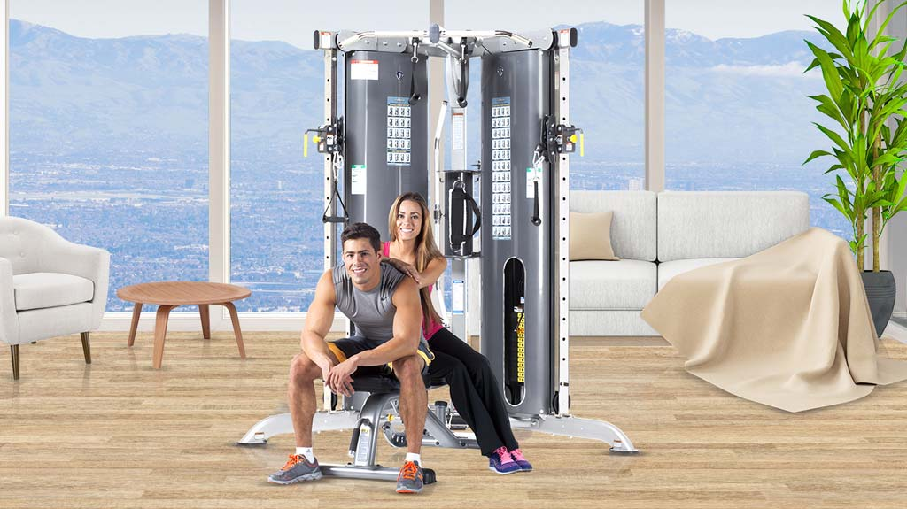TuffStuff Fitness Residential / Light Commercial Strength Equipment