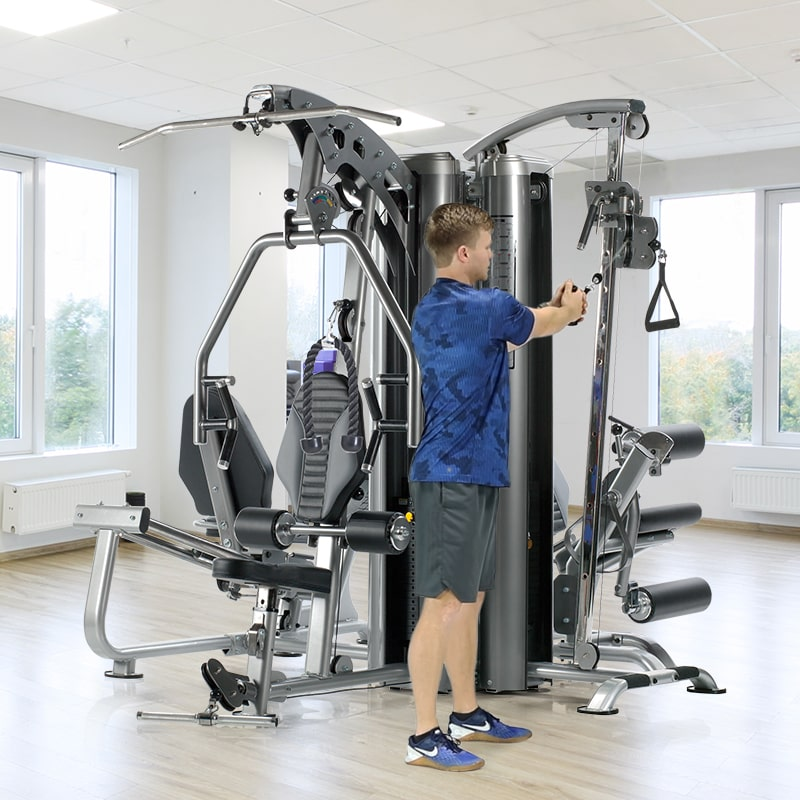 TuffStuff Fitness Apollo Multi Stack Gym