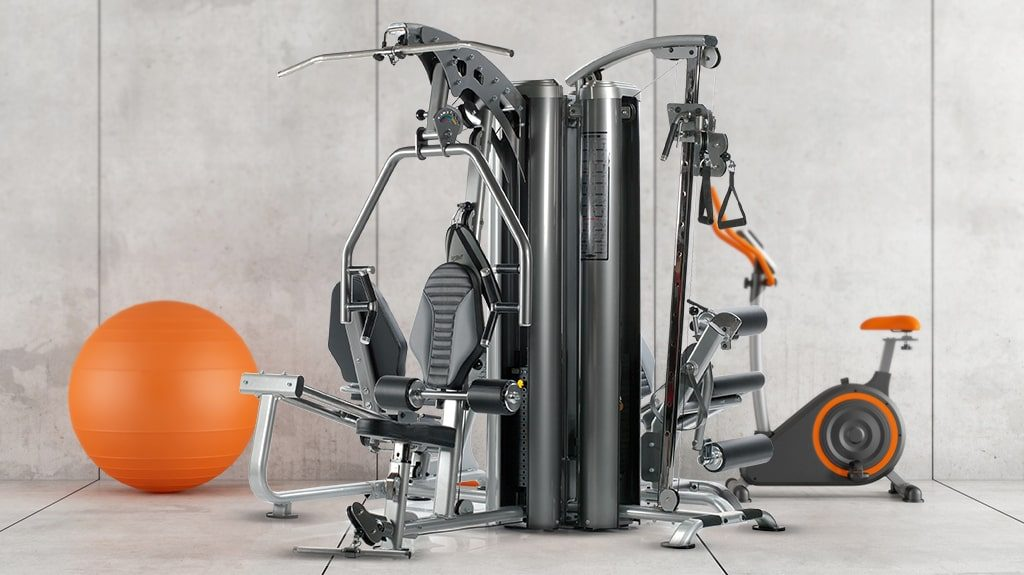 TuffStuff Fitness Apollo 7400 Multi Stack Gym