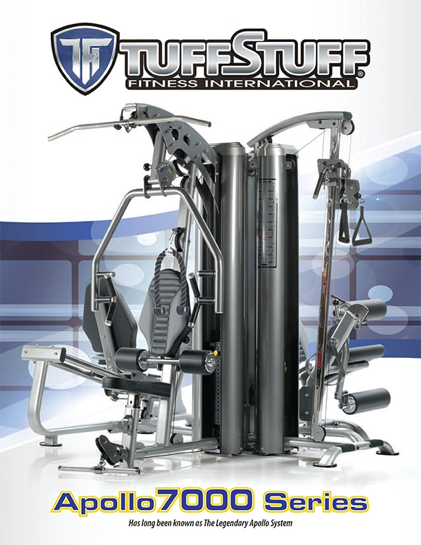 TuffStuff Apollo 7000 Series Brochure