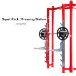 CT Trainer Squat / Press Rack Training Module (CT-8270)