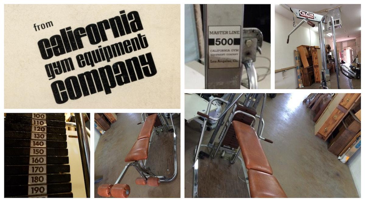 California Gym Equipment (CalGym) MasterLine 500 Series Home Gym-min