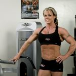 Cathy Lefrancois Pro PowerCat Gym Circuit Training - TuffStuff Fitness