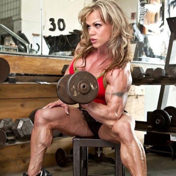 Cathy Lefrancois Professional Bodybuilder - TuffStuff Ambassador