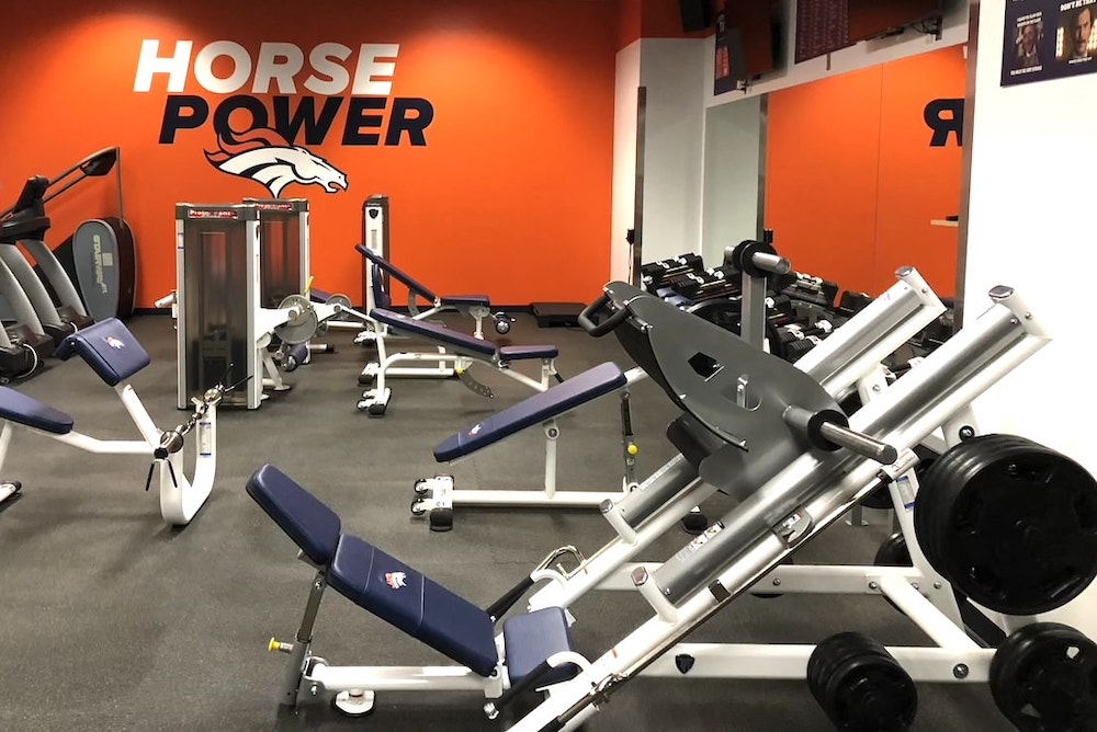 Commercial Strength Equipment by TuffStuff Fitness International