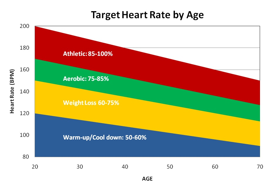 Fat Burning Zone Heart Rate