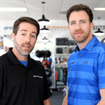 Gary Glanger and Craig Lewin of FitCorp USA-min