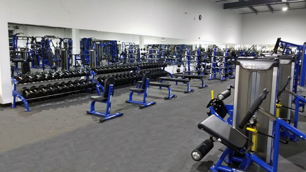 TuffStuff Proformance Plus Equipment for Oklahoma Athletic Center (OAC)