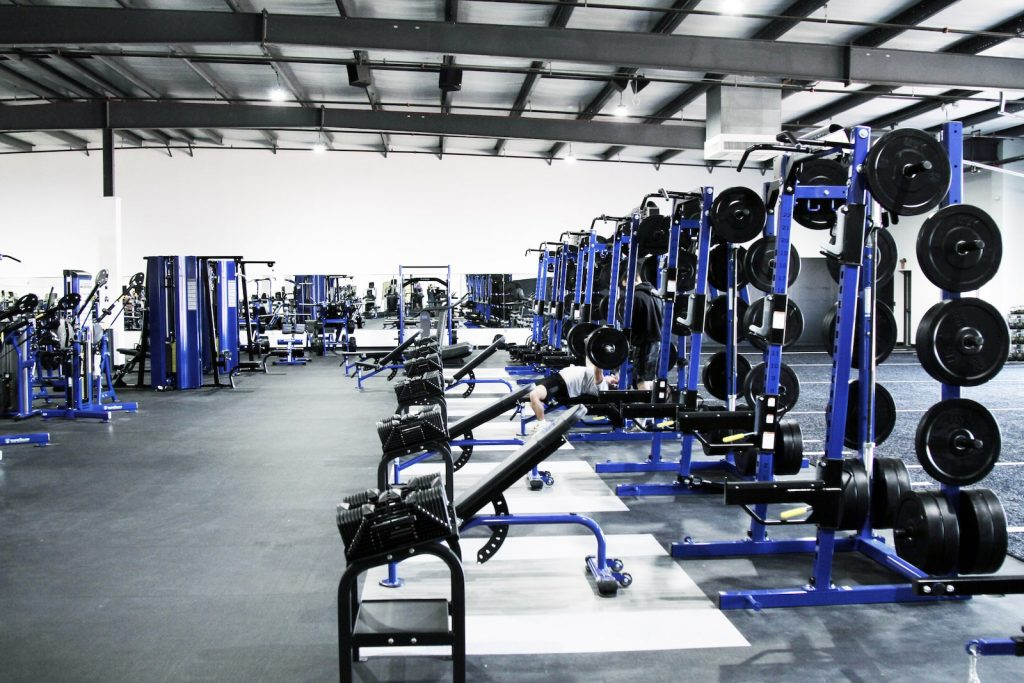 Oklahoma Athletic Center Gym Overhauled with TuffStuff Fitness