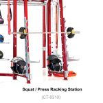Squat / Press Racking Station (CT-8310)