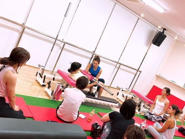 Spice Up Fitness Personal Training by Tomo Okabe