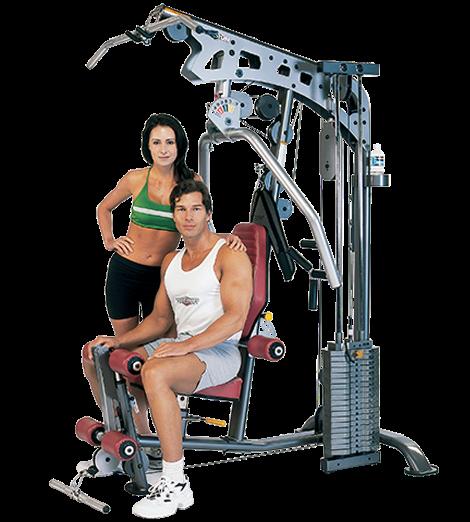 TuffStuff AXT-2 Home Gym