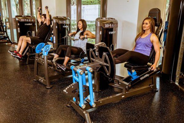 TuffStuff Bio-Arc Strength Training Equipment