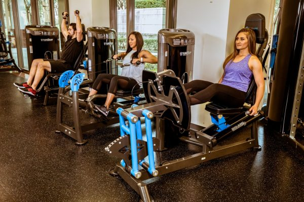 TuffStuff Fitness Bio-Arc Strength Machines