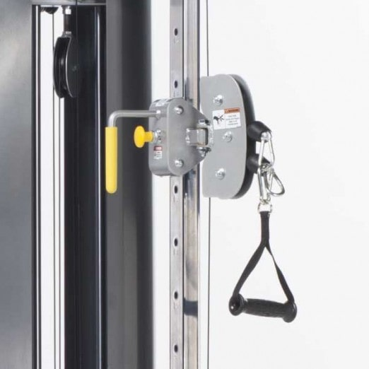 Dual Adjustable Pulley System (CDP-300)