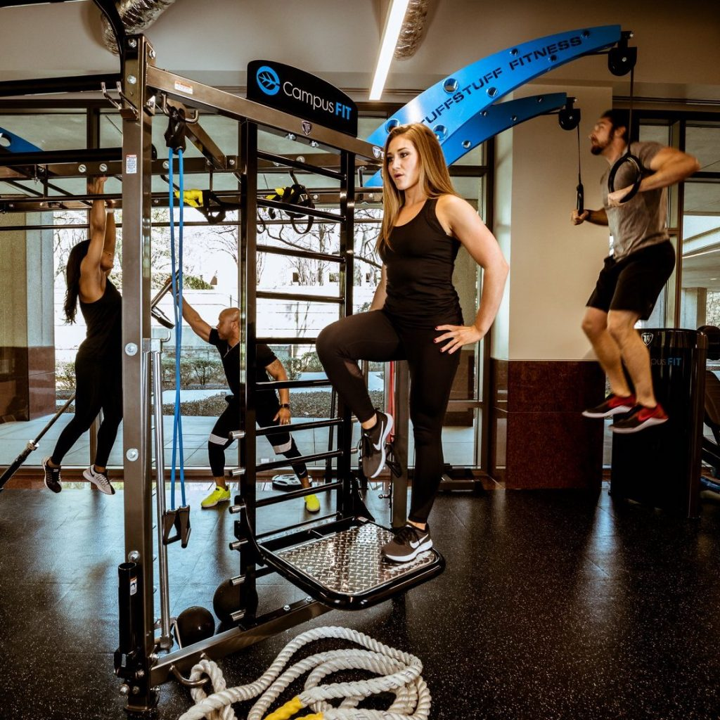 TuffStuff CT Trainer - Group Fitness