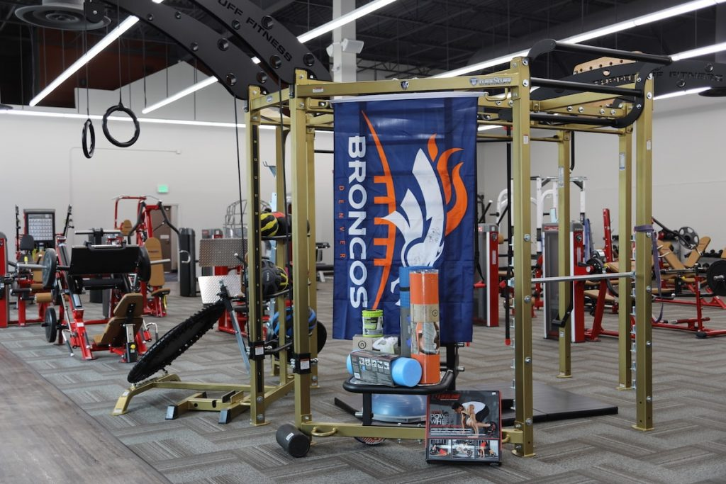 TuffStuff CT Training System at Fitness Gallery