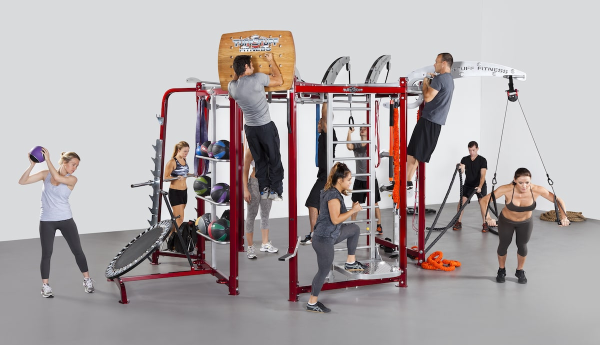 TuffStuff CT8 Fitness Trainer (CT-8000)