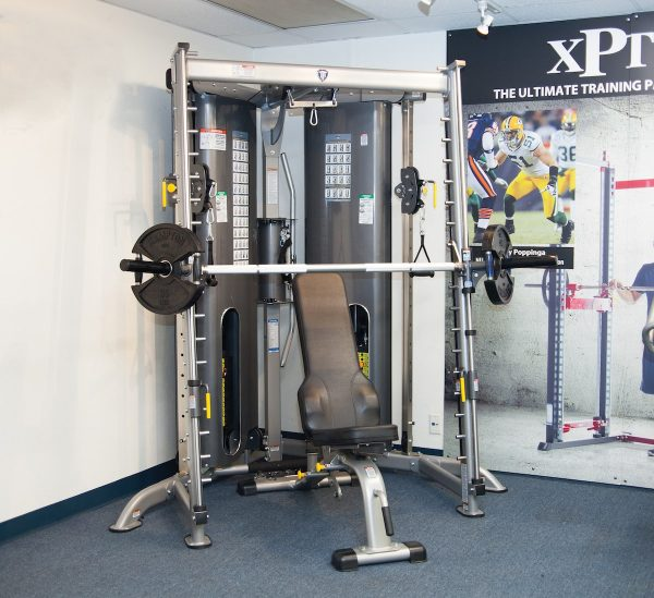 TuffStuff CXT-200 Corner Multi-Functional Trainer