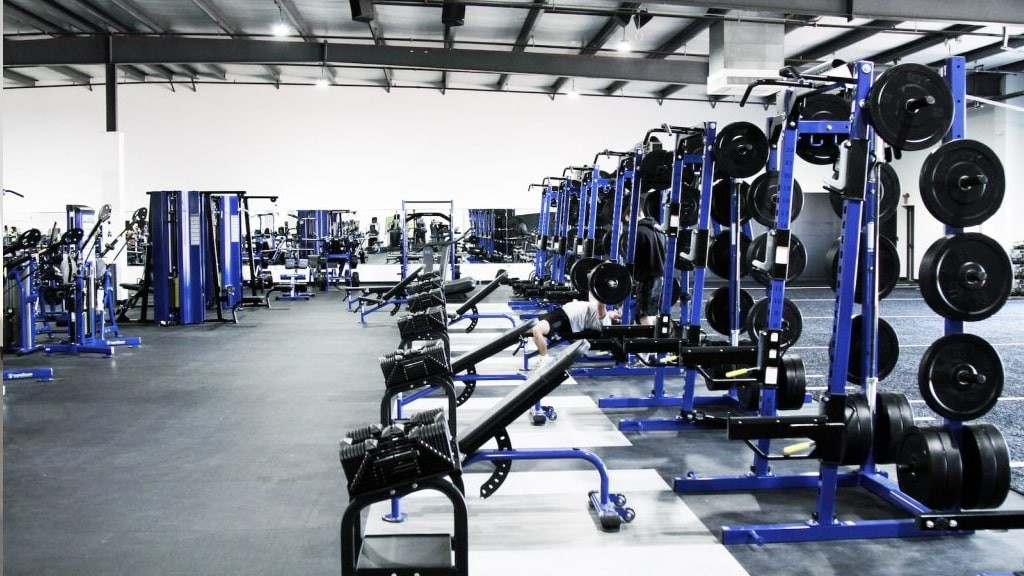 TuffStuff PRO-XL Half Rack at Oklahoma Athletic Center