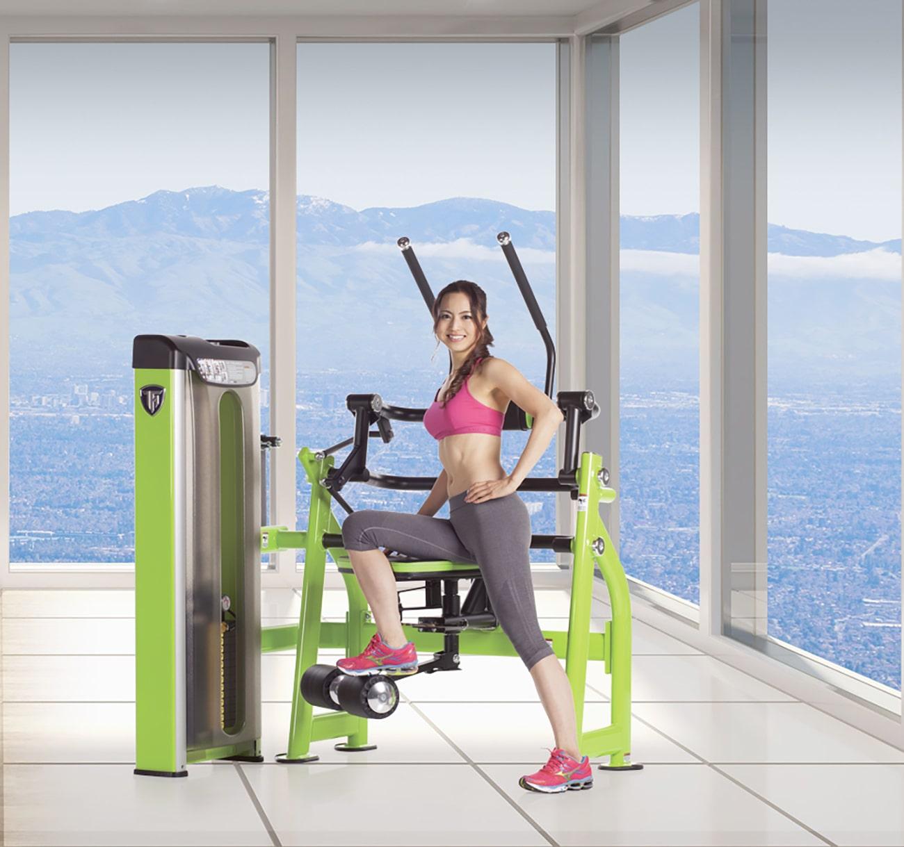 TuffStuff Fitness International | Strength Equipment