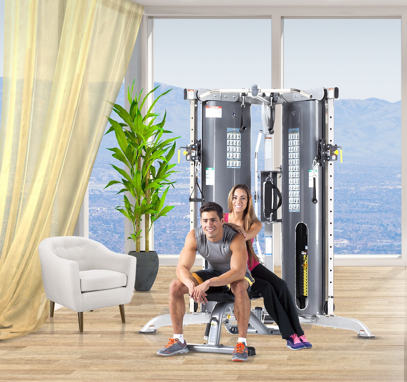 Tuffstuff Fitness International Residential Commercial Strength