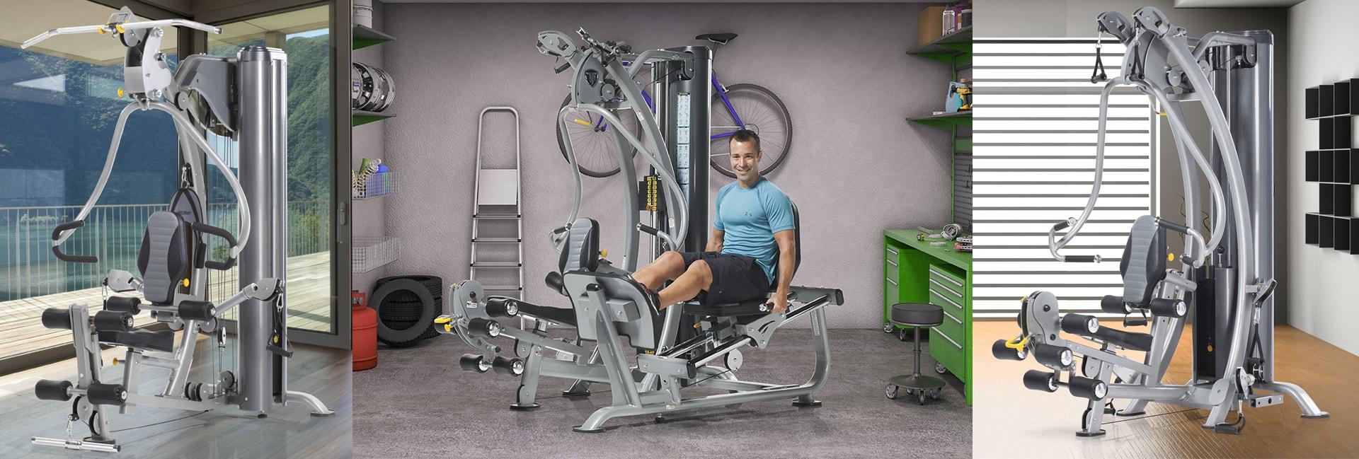 Hybrid home gym sxt tuffstuff fitness international