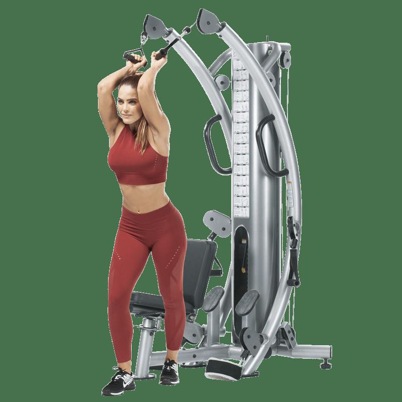 TuffStuff Fitness SPT-6X Six Pak Trainer