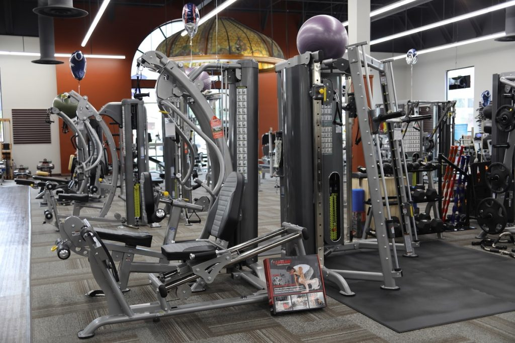 TuffStuff Home Gyms at Fitness Gallery