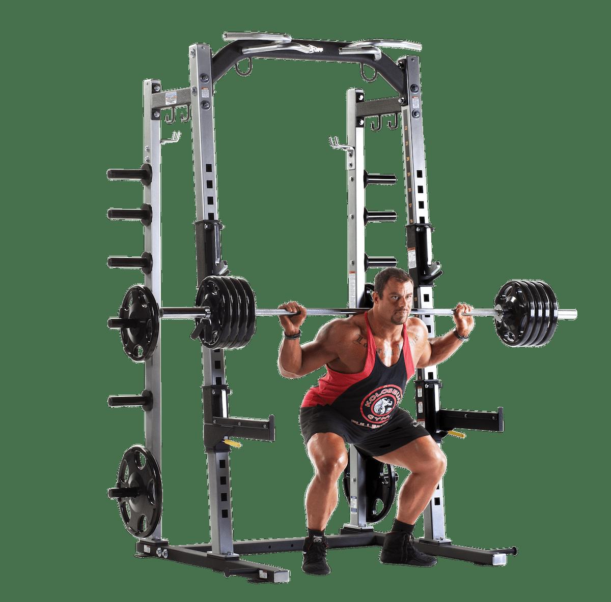 TuffStuff Pro XL Half Rack PXLS-7910