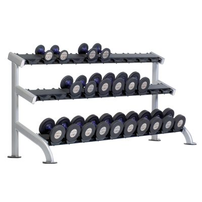 Proformance Plus 3-Tier Saddle Dumbbell Rack (PPF-754)